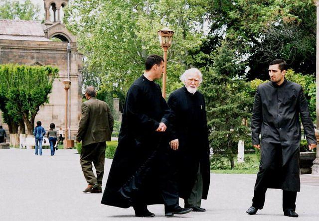 Zdjęcia: Echmiadzin, W Echmiadzin, ARMENIA