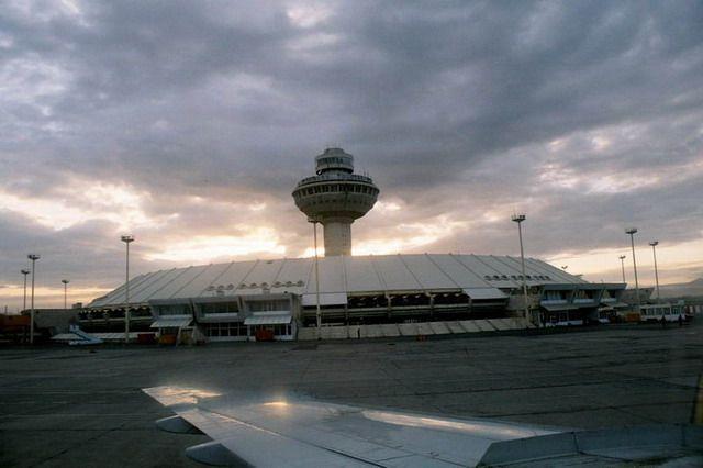 Zdjęcia: Erewań, Lotnisko w Erewaniu, ARMENIA