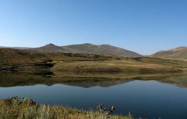 Zdjęcia: pd Armenia,  Jezioro Artsvanik, Konkurs, ARMENIA