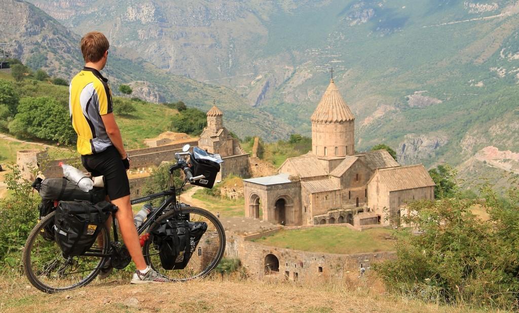 Zdjęcia: Chor wirap , Południe Kraju, Kaukaz i Bliski Wschód rowerem 2013, ARMENIA