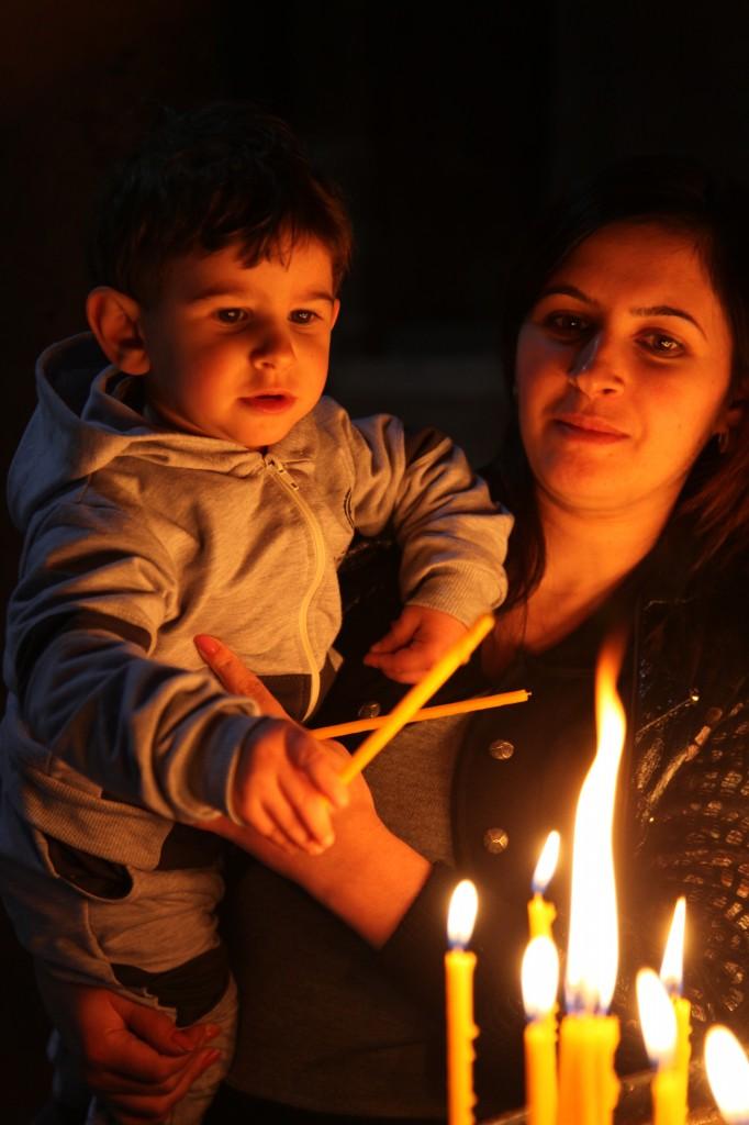 Zdjęcia: Haghartsin, Sevan, Synku, zapalmy teraz świeczki, ARMENIA