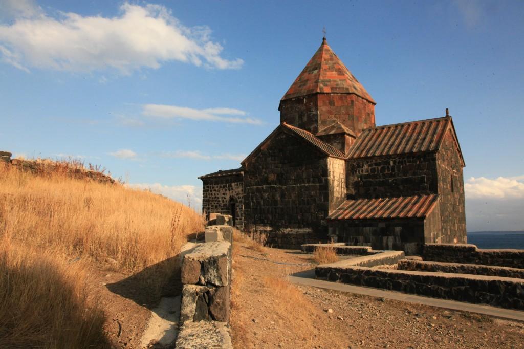 Zdjęcia: Sevan, Gegharkunik, Sevanavank, ARMENIA