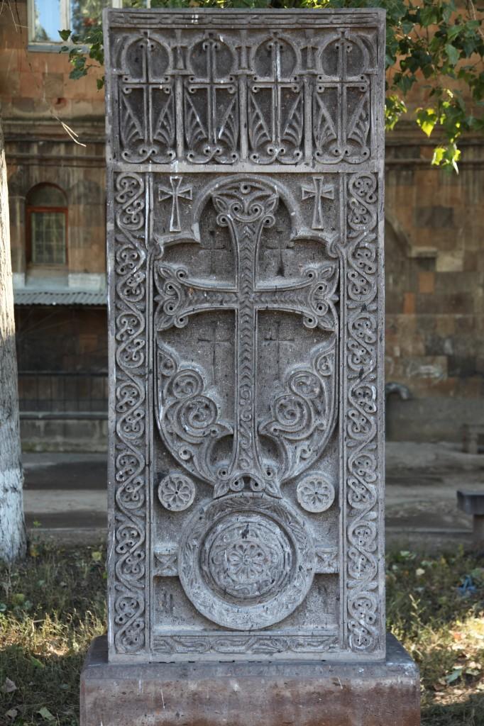Zdjęcia: Gyumri, Shirak, Ormiańskie krzyże, ARMENIA