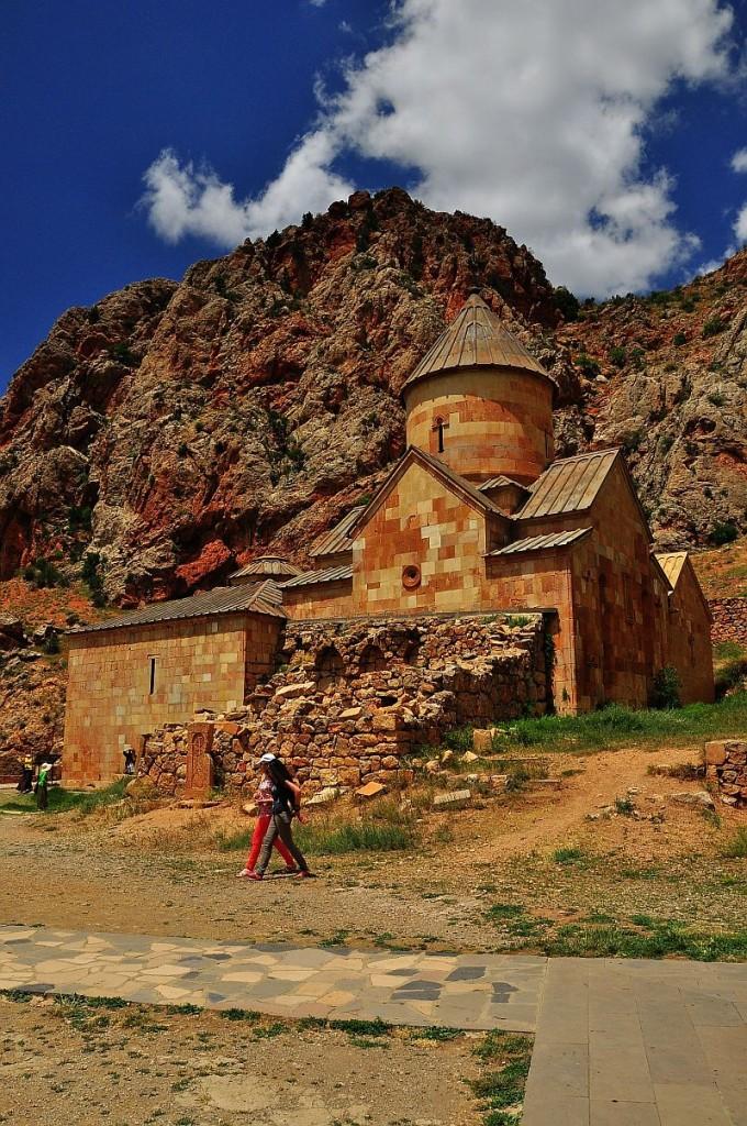 Zdjęcia: Noravank, Vajoys Dzor, Noravank, ARMENIA