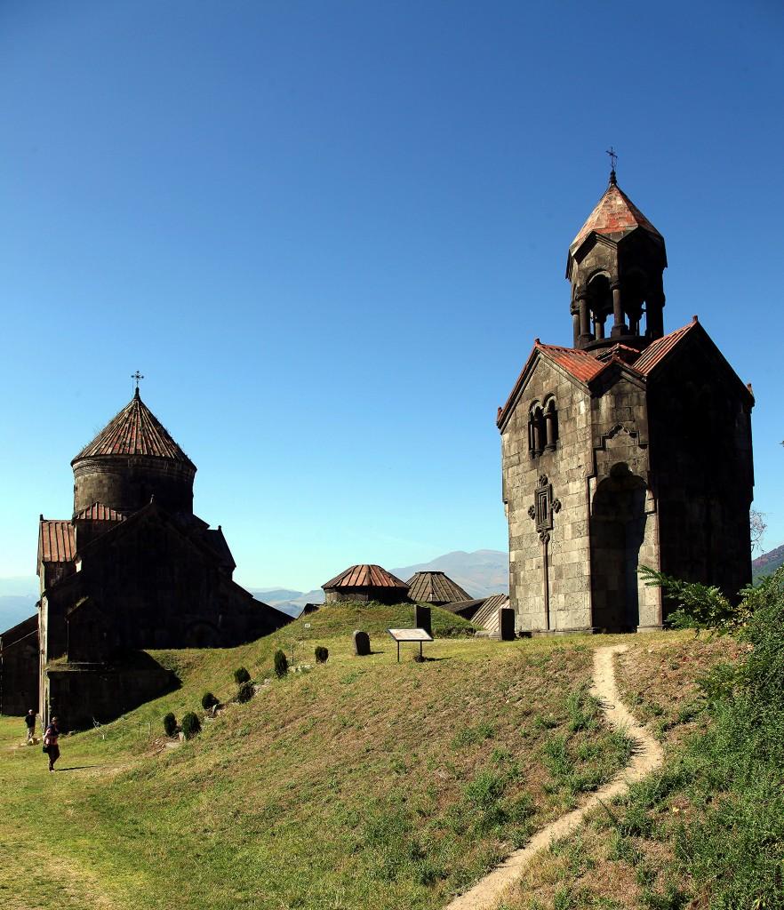 Zdjęcia: Haghpat, Alaverdi, Do świątyni, ARMENIA