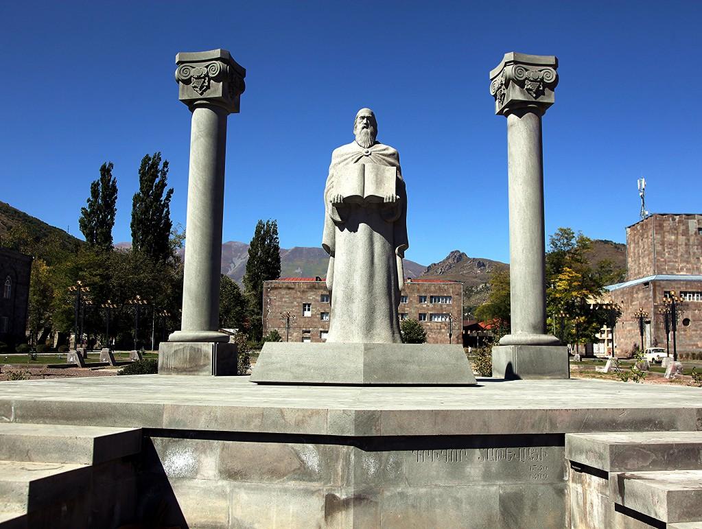 Zdjęcia: Goris, Sjunik , Św. Mesrop Masztoc, ARMENIA