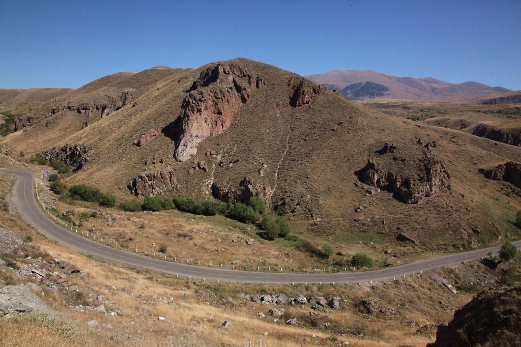 Zdjęcia: Vorotan, Sisian, Droga, ARMENIA