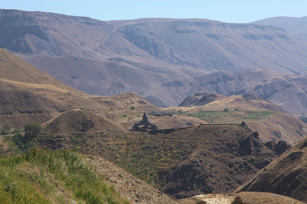 Zdjęcia: Vorotan, Sisian, W drodze do Worotnavank, ARMENIA