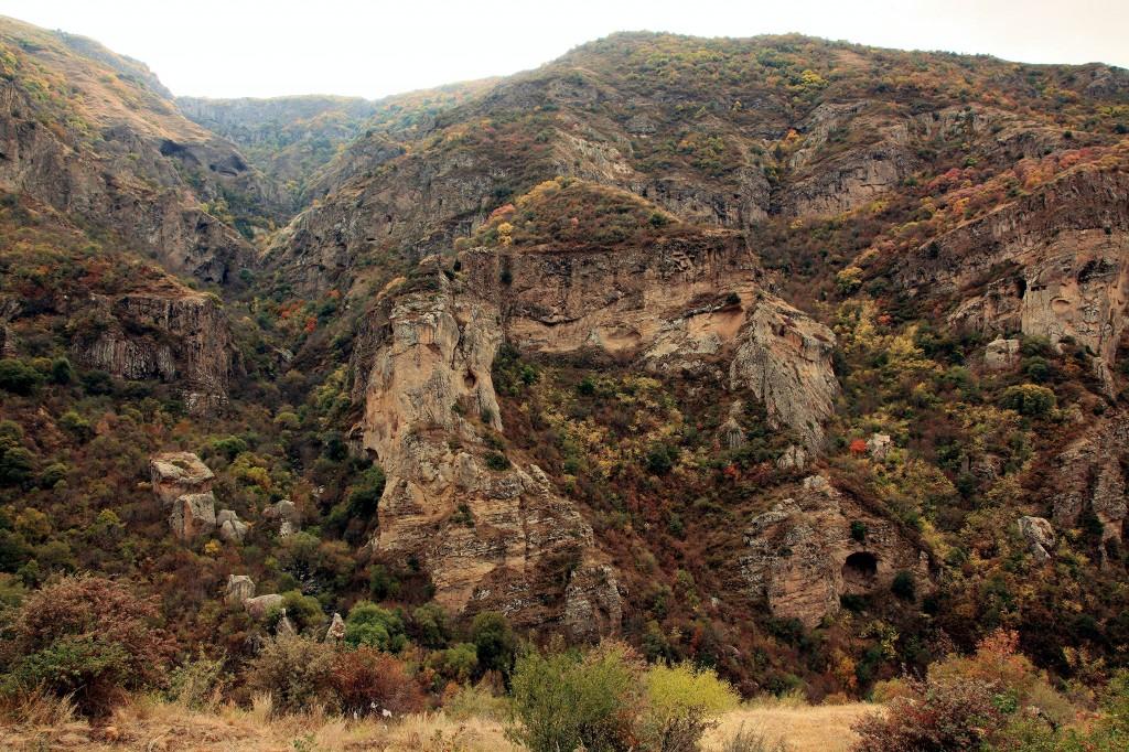 Zdjęcia: Geghard, Kotajk, Jesienne barwy, ARMENIA