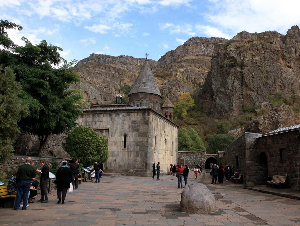 Zdjęcia: Geghard , Kotajk, Klasztor Geghard, ARMENIA