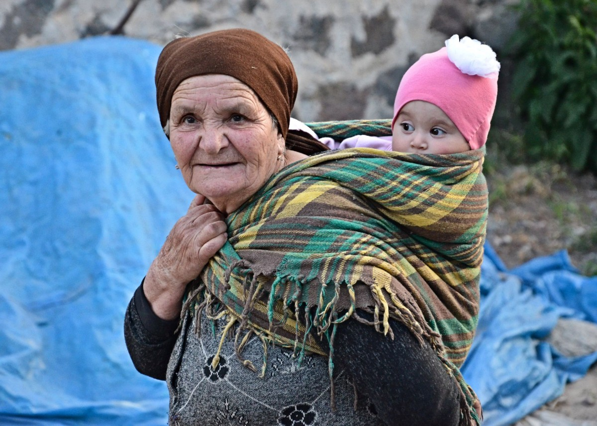 Zdjęcia: Halidzor, Sjunik, Pokolenia, ARMENIA