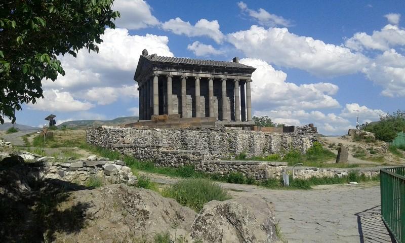 Zdjęcia: Garni, Armenia, Garni 1, ARMENIA