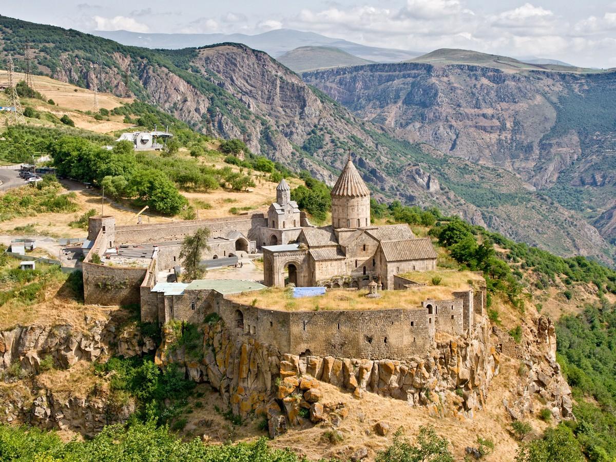 Zdjęcia: Tatev, Sjunik, Tatev, ARMENIA
