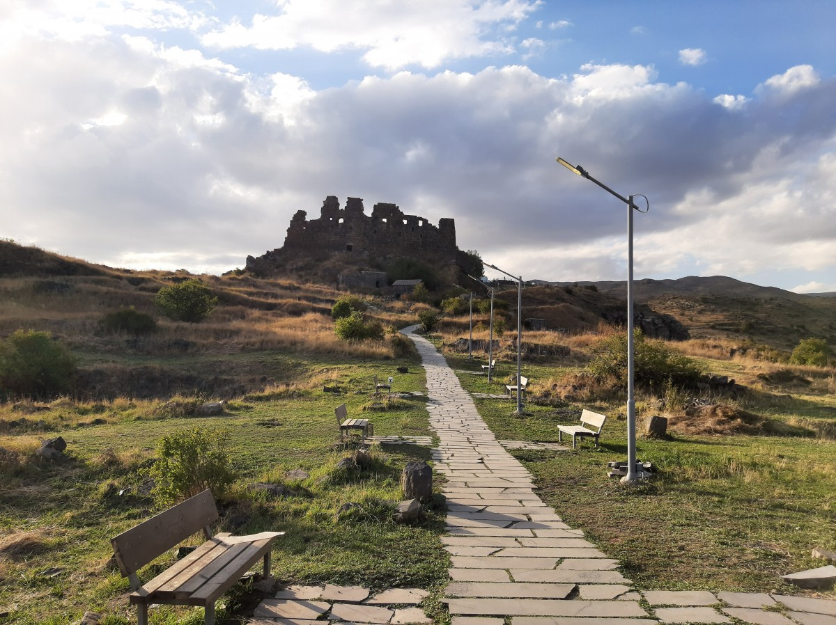 Zdjęcia: amberd, kotayk, zamek, ARMENIA