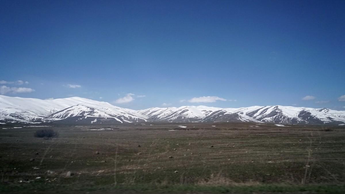 Zdjęcia: Sjunik, Góry Zangezurskie, ARMENIA