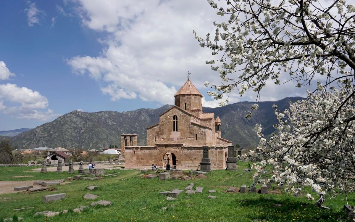 Zdjęcia: Odzun, Kościół w Odzun, ARMENIA