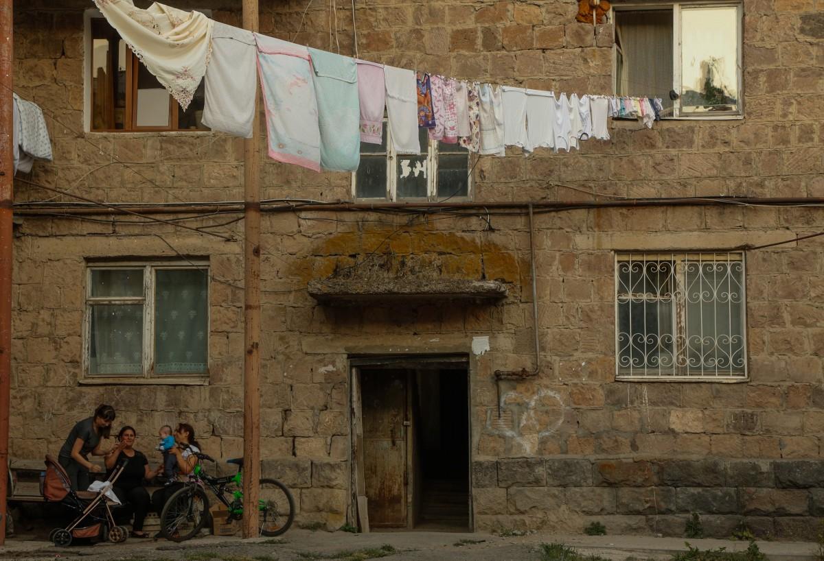 Zdjęcia: Meghradzor, Meghradzor, Włoskie klimaty w Armenii...., ARMENIA