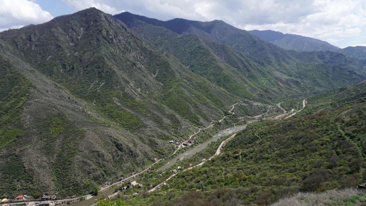 Zdjęcia: Sanahin, Kanion rzeki Debed, ARMENIA