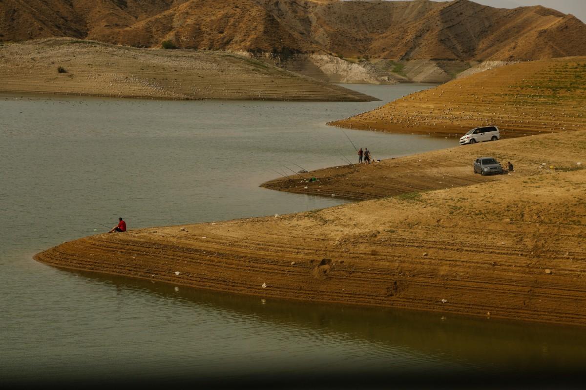 Zdjęcia: ok. Erywania, Centralna Armenia, Rybałka...., ARMENIA