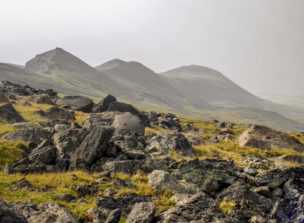 Zdjęcia: Aragac, Aragacotn, wulkaniczne zbocza, ARMENIA