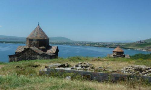 Zdjecie ARMENIA / - / Okolice jeziora Sewan / Klasztor Sewanawank