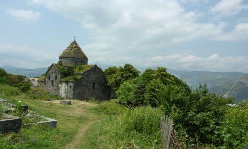 ARMENIA / - / Okolice Alawerdi / Klasztor Sanahin