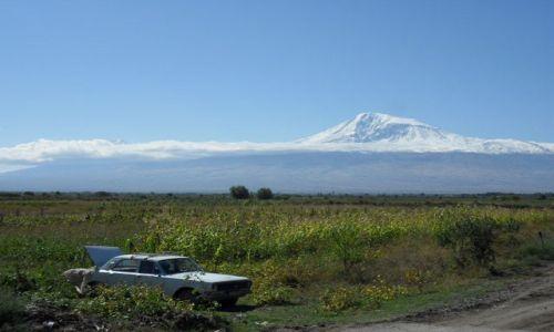 Zdjecie ARMENIA / - / Armenia / Mount Ararat
