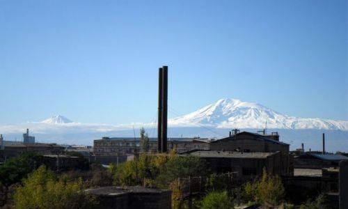 ARMENIA / - / Erywań, Armenia / Magiczny Ararat