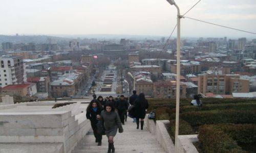 Zdjecie ARMENIA / Centrum / Erewań / Erewań