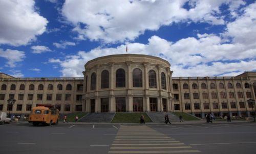 Zdjecie ARMENIA / Shirak / Gyumri / Ratusz Miejski