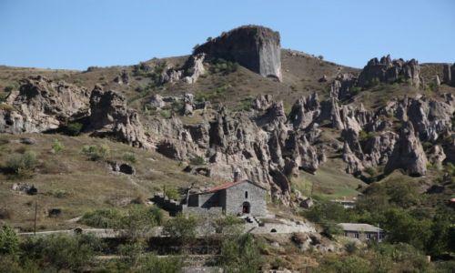 Zdjęcie ARMENIA / Sjunik / Stare Goris / Stare Goris