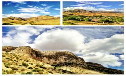 Zdjęcie ARMENIA / Noravank / Noravank / Chmury w Armenii