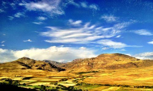 ARMENIA / Noravank / Noravank / Chmury w Armenii