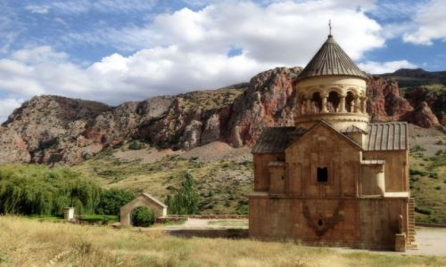 ARMENIA / Noravank / Klasztor Noravank  / Klasztor Noravank