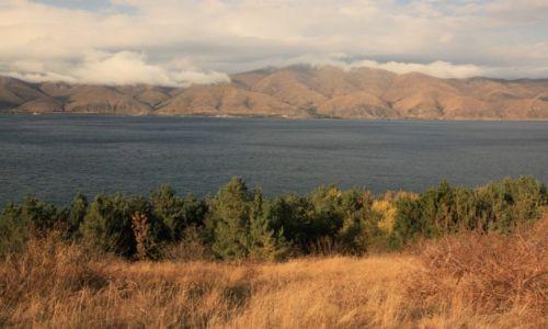 Zdjęcie ARMENIA / Gegharkunik / Pólwysep Sevan / Drugi brzeg