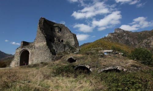 Zdjęcie ARMENIA / Alaverdi / Akhtala  / Klasztor forteca Akhtala