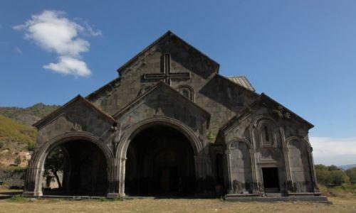 ARMENIA / Alaverdi / Akhtala  / Kościół Matki Boskiej XIII w
