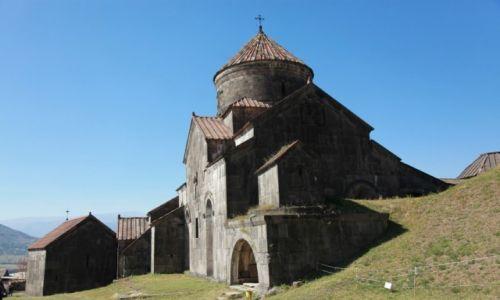 ARMENIA / Alaverdi / Haghpat  / Kompleks klasztorny Haghpat