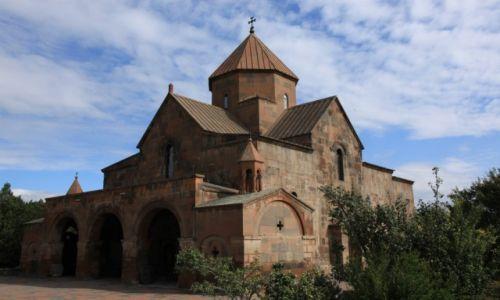 Zdjęcie ARMENIA / Armavir / Eczmiadzyn / Monastyr Św. Gayane