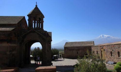 Zdjecie ARMENIA / Ararat / Chor Wirap / Chor Wirap