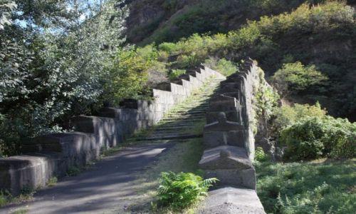 Zdjęcie ARMENIA / Lori Marz / Alaverdi / Most łukowy z XII w.