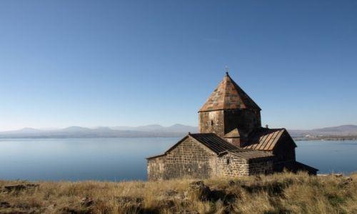 Zdjecie ARMENIA / - / Jezioro Sewan / Nad Jez. Sewan