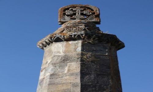 Zdjęcie ARMENIA / Sjunik / Tatev / Gawazan, czyli kołysząca się kolumna