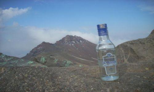 Zdjecie ARMENIA / brak / Wulkan Aragats (4090 m) najwyzsza gora Armenii / Rozgrzewka na 4000 m :)