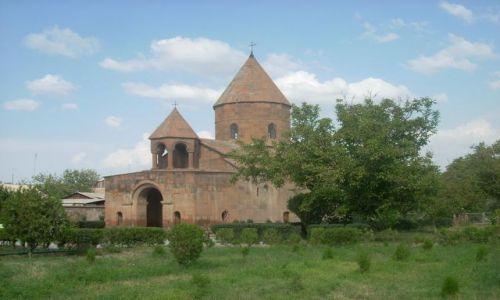 Zdjecie ARMENIA / brak / Eczmiadzyn tzw. ormianski Watykan / Typowo ormia�sk