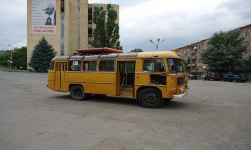 Zdjęcie ARMENIA / Lori / Alawerdi / Komunikacja miejska