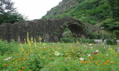 Zdjęcie ARMENIA / Lori / Alawerdi / Średniowieczny most