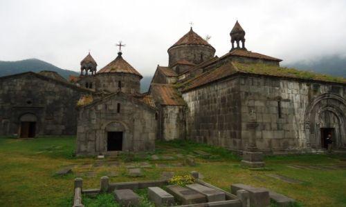 Zdjęcie ARMENIA / Lori / Haghbat, okolice Alawerdi / Haghbat