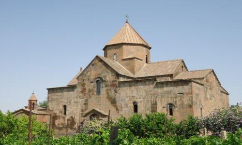Zdjęcie ARMENIA / Armawir / Eczmiadzyn (Wagharszapat) / Gayane