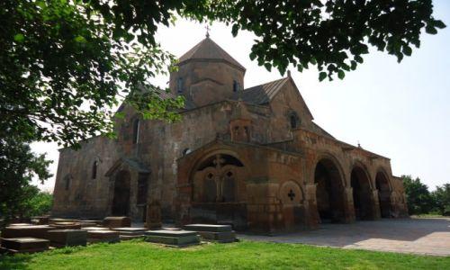 Zdjęcie ARMENIA / Armawir / Eczmiadzyn (Wagharszapat) / Gayane (3)